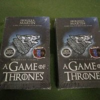 agama & Novel) A Game Of Thrones - George RR Martin