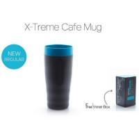 X-Treme Xtreme Cafe Mug Gelas Kopi Tupperware