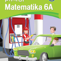 Pintar Matematika Kelas 6A 6B Sd Ktsp