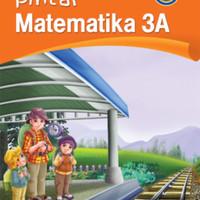 Pintar Matematika kelas 3A 3B Sd Ktsp