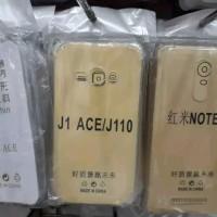 Case Silikon Anti Crack Hp Samsung J1Ace Cover Belakang DISKON