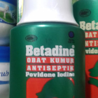 Harga Betadine Kumur 100ml Hargano.com