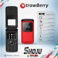 HP Strawberry Shoju Dual SIM Flip Model / Lipat HP Murah