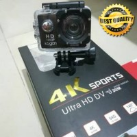 Best Seller (212) Actioncam 4K ultra HD 16MP NON WIFI gopro xiaomi yi