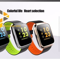 Smart Watch Z40 - Jam Pintar Smartwatch Z40 Heart Rate Android IOS