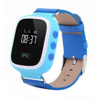 SmartWatch Q60 For Kids With Gps / Smart Watch Q60 Jam Tangan Blue