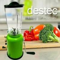 Desctec blender manual tanpa listrik
