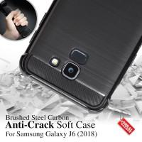 Anti Crack Soft Case Samsung J6 2018 Softcase Silikon Casing Cover Gel