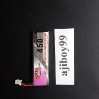 GAONENG GNB 4.35V 450mAh 1S 80C HV Battery PH2.0 Plug lipo HV