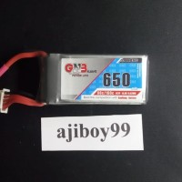 Gaoneng GNB 14.8V 650mAh 80C/160C 4S XT30 Plug Lipo Battery