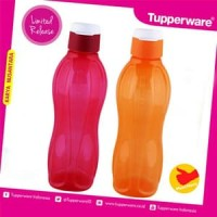 Tupperware Eco Bottle 750ml (2) Merah Orange