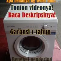 Mesin pengering pakaian laundry / dryer konversi gas diamante