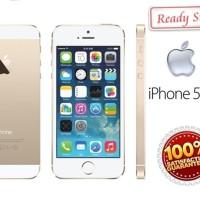 Iphone 5S 32GB Gold Garansi Platinum 1 Tahun - HP