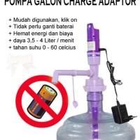 Pompa Galon Elektrik Pakai Adaptor Listrik