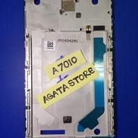 Tulang Tengah Lenovo A7010 Frame Tatakan LCD Lenovo A 7010 / K4 Note