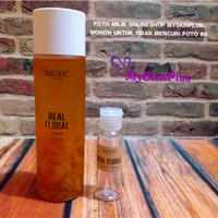 Share 25ml _ NACIFIC (Natural Pacific) Real Floral Rose Toner