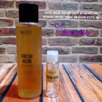 Share 25ml _ NACIFIC (Natural Pacific) Fresh Herb Origin Toner