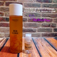 Share 20ml _ NACIFIC (Natural Pacific) Real Floral Rose Toner