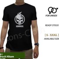 Jual Kaos distro Kiddrock kidd rock hitam tshirt branded pria baju co