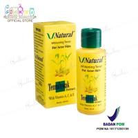 Alkohol Temulawak V Natural Original / BPOM