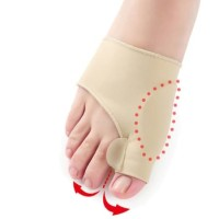 Bunion Gel Socks Hallux Valgus Big Toe Corrector