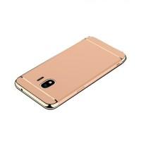 Samsung J6 2018 3 in 1 Hardcase PC / electroplating case / chrome case