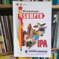 Prototype SBMPTN IPA - Ganesha Operation