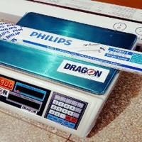 LAMPU TL PANJANG PHILIPS TMS012 1X20WATT PUTIH Berkualitas
