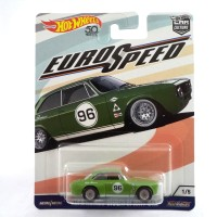 HOTWHEELS EURO SPEED ALFA ROMEO GIULIA SPRINT GTA - CAR CULTURE