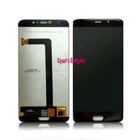 LCD + Touchscreen digitizer Elephone S7 Handphone hp parts replacement