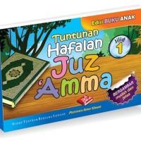 Buku Anak Jilid 1 Tuntunan Hafalan Juz Amma Edisi Buku Anak