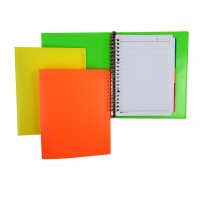 Binder File Note Cover Full Colors A5 JOYKO