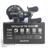 Reel Pancing Baitcasting DAIWA TATULA SV TW 103XS L Handle Kiri BC