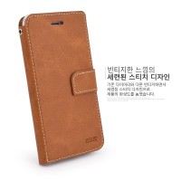 Samsung S8 Premium Flip Wallet Korea Leather Case Sarung Pelindung HP