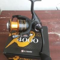 Spining Reel Pancing Dual Speed SABPOLO T POWER 4000 10 Bearing