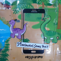 Kaca Lcd Samsung Galaxy A7 A710 2016 Ori