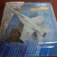 Jual Mainan Pesawat Tempur FA 18 Super Hornet Maisto Tailwinds Murah