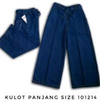 Kulot soft jeans oshkosh panjang jumbo size 101214 untuk anak usia 8-1