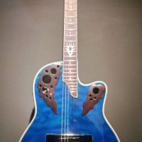 Harga gitar akustik elektrik ovation venz | WIKIPRICE INDONESIA