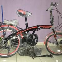 Sepeda Lipat Murah 20 inch