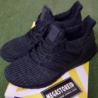 bc241e09298a Adidas Ultraboost 4.0 Triple Black 100% UA ORIGINAL BASF BOOST