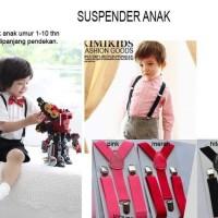 Best suspender anak modis 1-10 tahun ( pakaian bayi gaul )