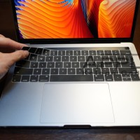 Baru! Macbook Pro Touchbar 2018 Keyboard Protector