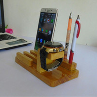 Stand handphone & tablet aksesoris meja kantor stand hold hp UTZ CRAFT