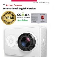 KAMERA Xiaomi Yi Action Camera international version 16MP Go Pro