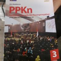 Buku PPKn kelas XII Wajib Kur 2013 REV PENERBIT facil Grafindo