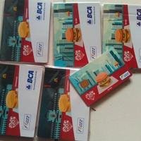 Kartu Flazz BCA McD