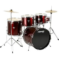 Drum Mapex Tornado TND5255TC 5-Pcs With Cymbal Set
