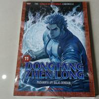 Komik Dong Fang Zhen Long (The Tiger Wong Chronicle) 11
