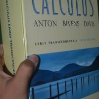 Buku Teknik  Calculus Early Transcendentals 10th & Solution Manual
